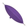 hippo purple hammock top