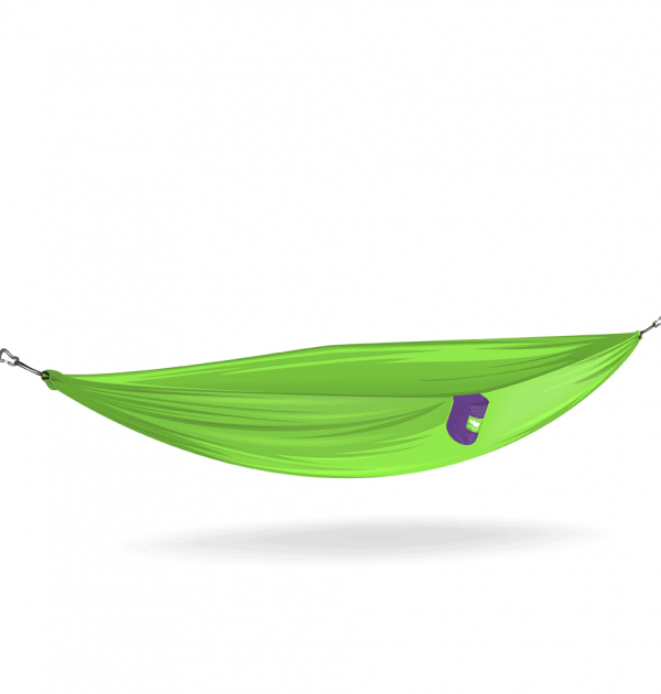 lime green hammock