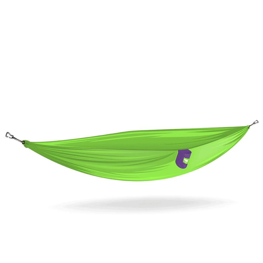 lime green hammock